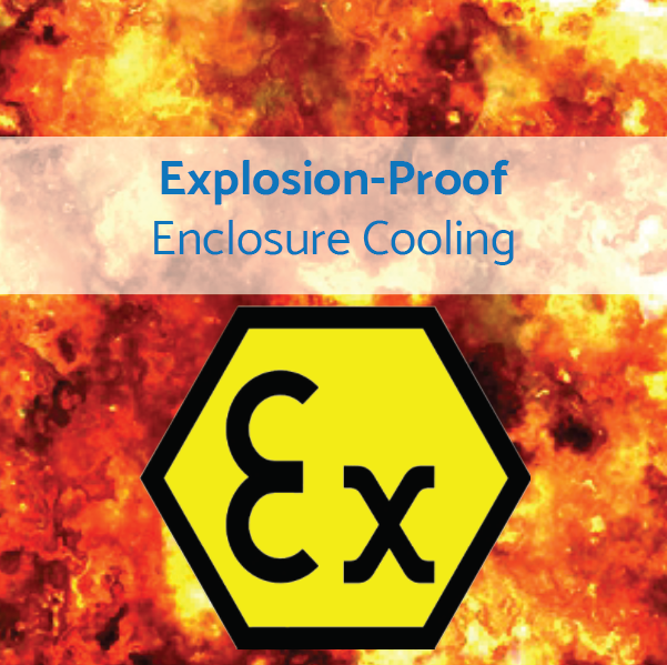 Explosion-Proof Enclosure Cooling