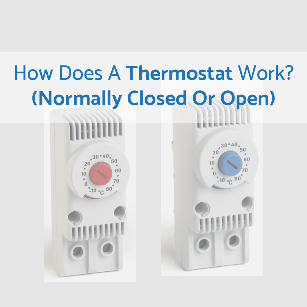 How does the thermostat work 17