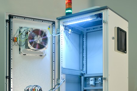 Outdoor Electrical Enclosures - Cooling & Ventilation